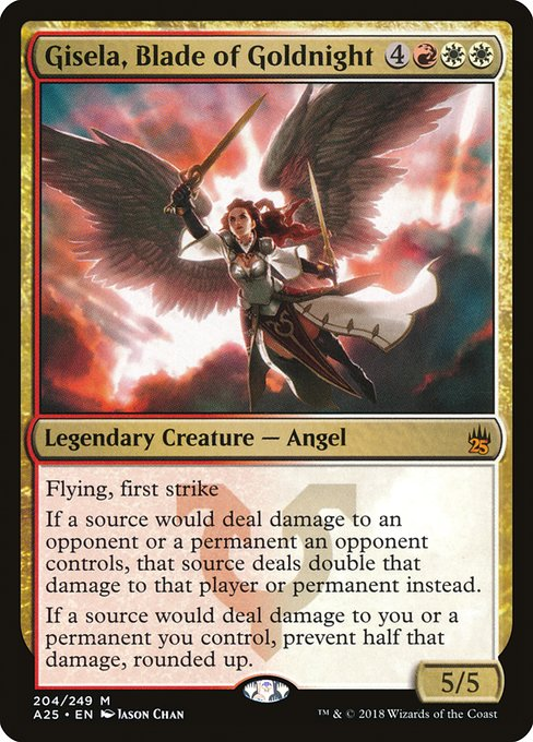 Gisela, Blade of Goldnight (A25)