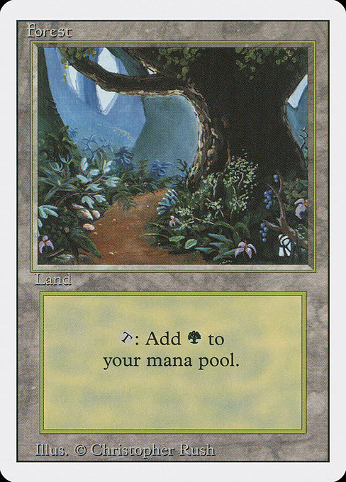 Forest - Revised Edition
