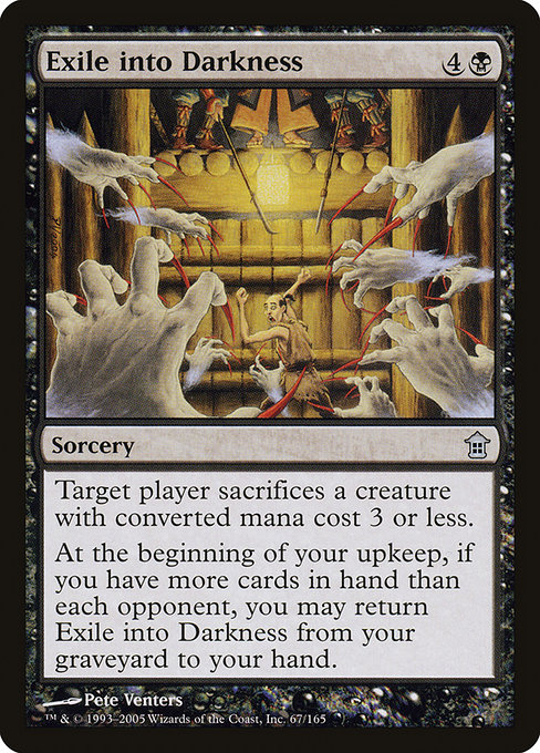 Exile into Darkness (SOK)