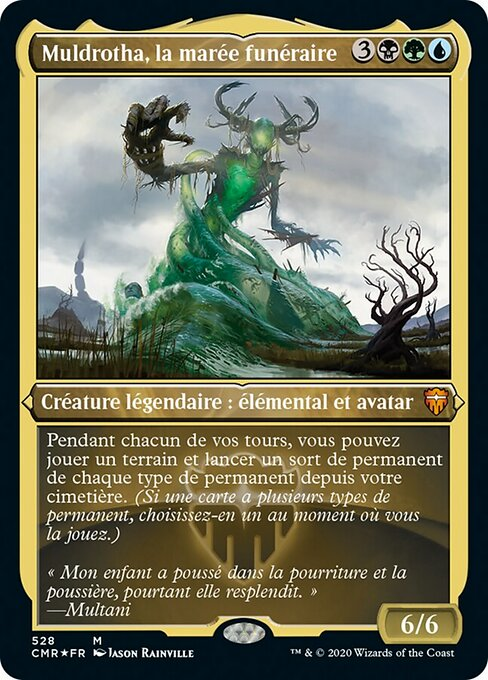 Muldrotha, the Gravetide (CMR)