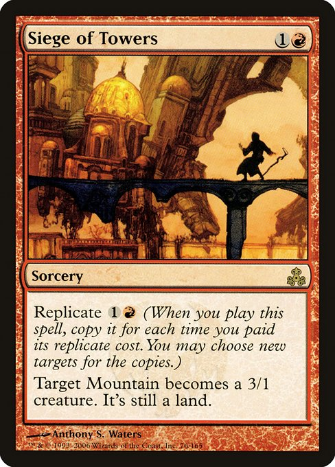 Siege of Towers (GPT)