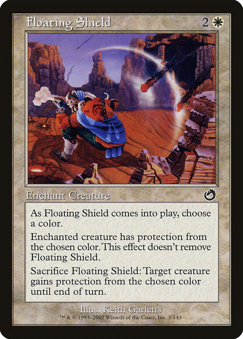 Floating Shield (TOR)