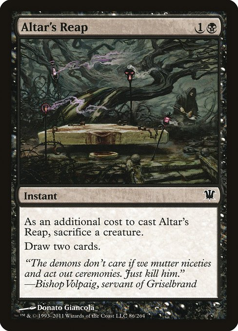 Altar's Reap (ISD)