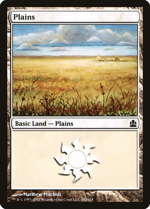 Plains (CMD)