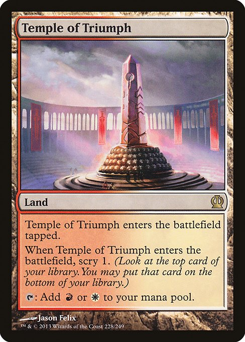 Temple of Triumph (THS)