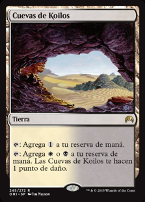 Caves of Koilos (ORI)
