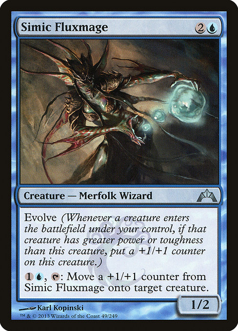 Simic Fluxmage (GTC)
