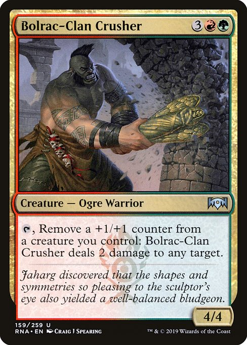 Bolrac-Clan Crusher (RNA)