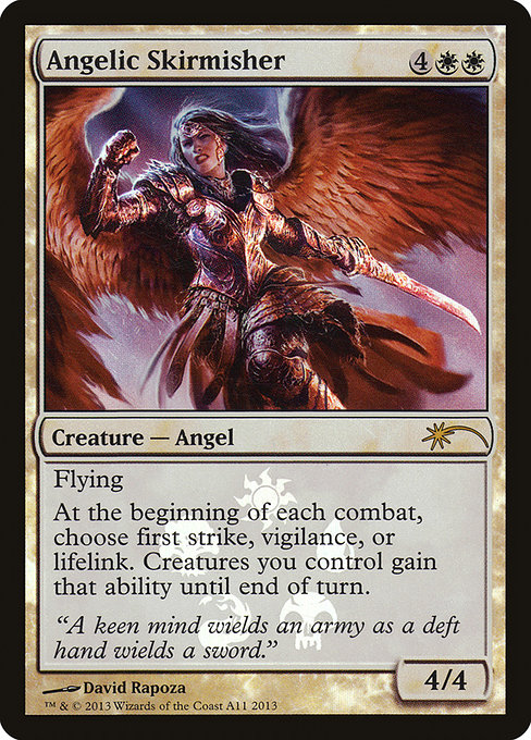 Angelic Skirmisher (PRES)