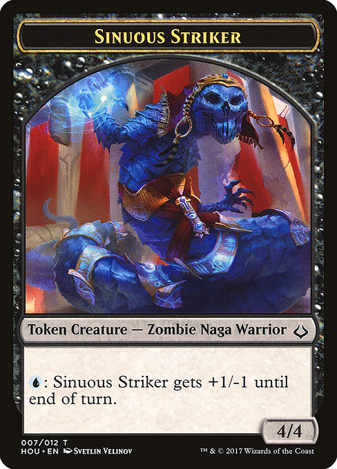 Sinuous Striker (THOU)