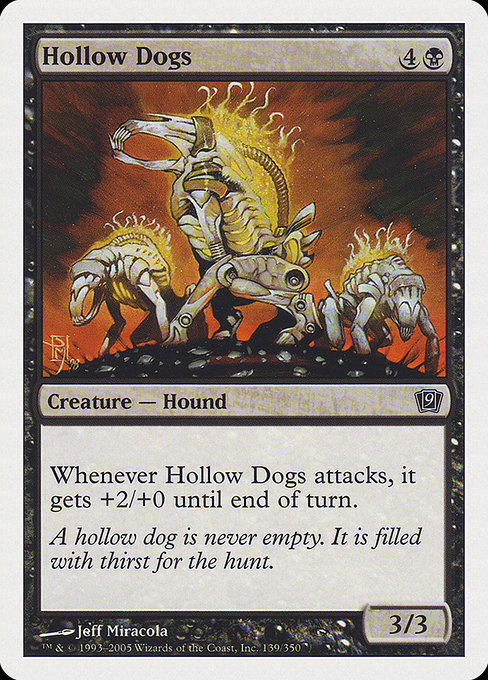 Hollow Dogs (9ED)