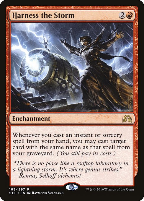 Harness the Storm (SOI)