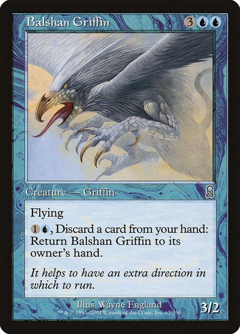 Balshan Griffin (ODY)