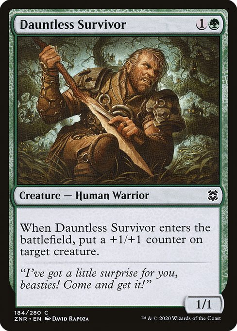 Dauntless Survivor (ZNR)