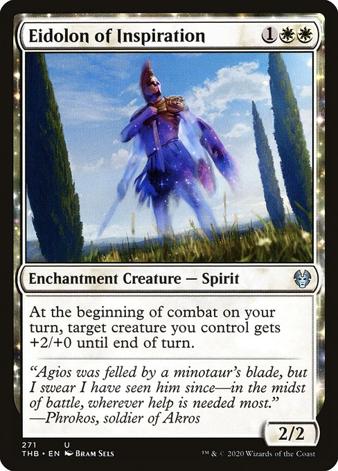 Eidolon of Inspiration (THB)