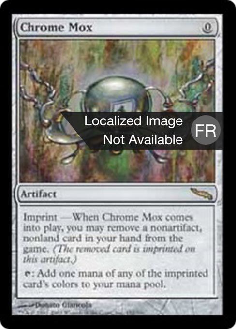 Chrome Mox (MRD)