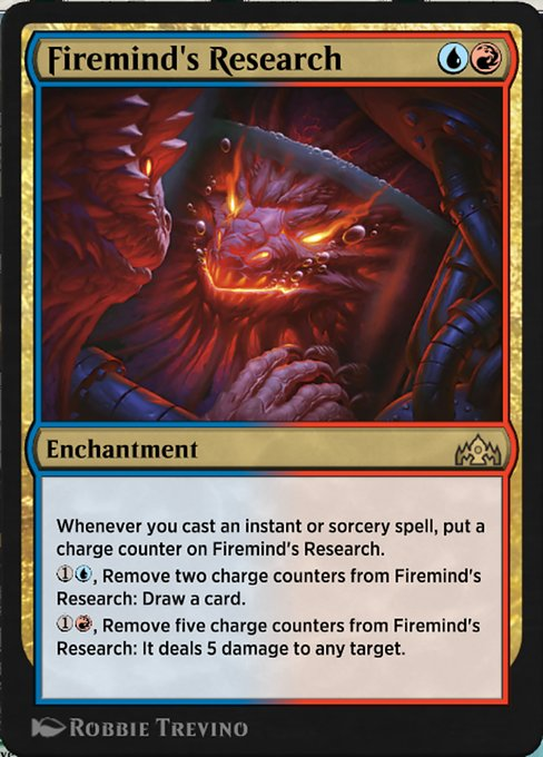 Firemind's Research (PANA)