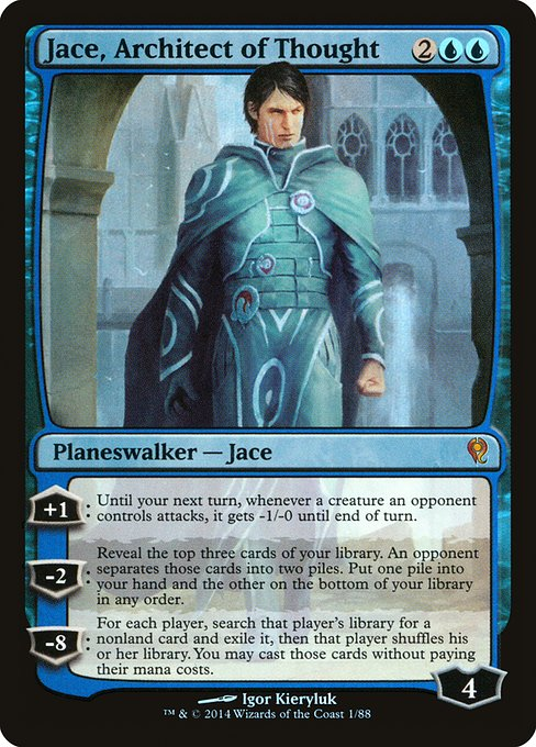 Jace, Architect of Thought (DDM)