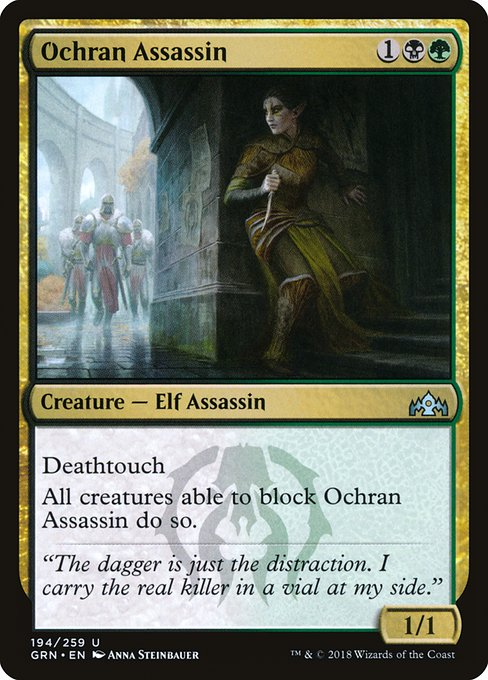 Ochran Assassin (GRN)