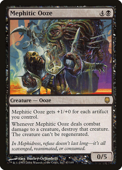 Mephitic Ooze (DST)