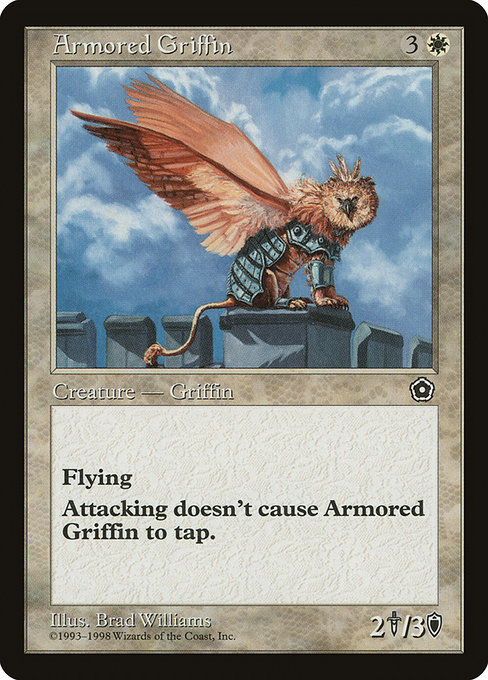 Armored Griffin (P02)