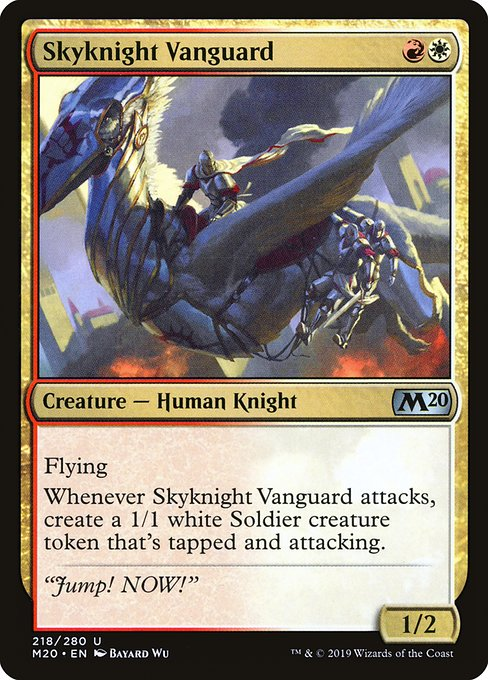 Skyknight Vanguard (M20)
