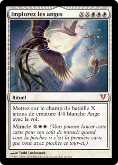 Entreat the Angels (AVR)