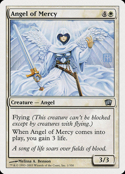 Angel of Mercy (8ED)