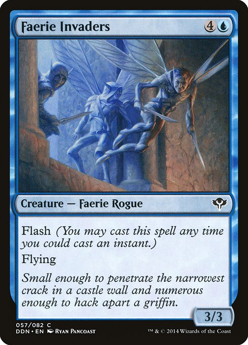 Faerie Invaders (DDN)