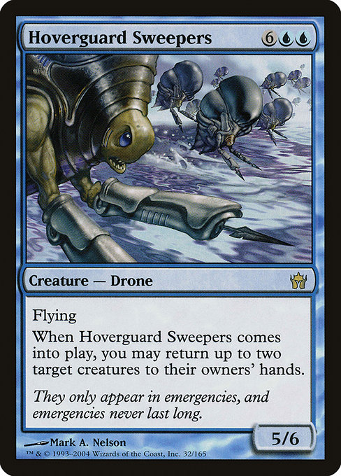 Hoverguard Sweepers (5DN)