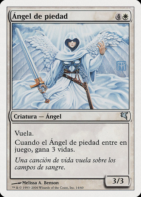 Angel of Mercy (PSAL)