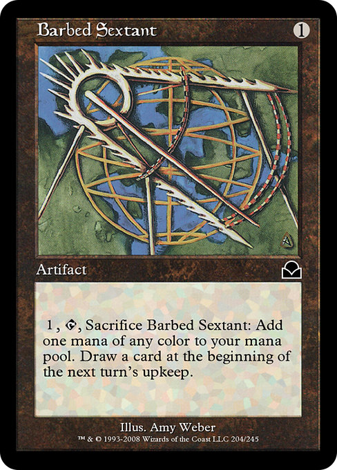 Barbed Sextant (ME2)