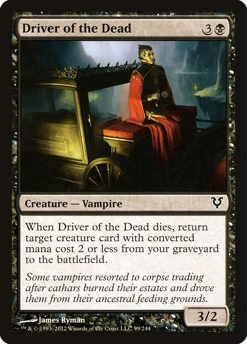 Driver of the Dead (AVR)