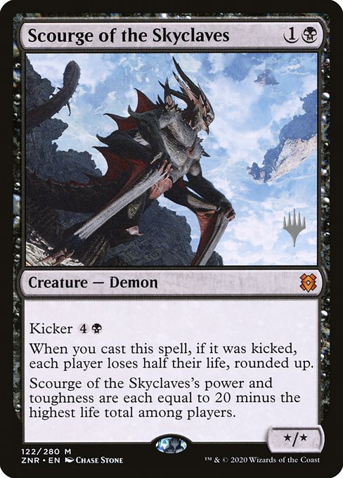 Scourge of the Skyclaves (PZNR)