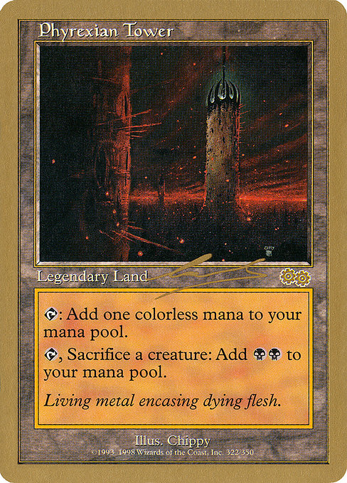 Phyrexian Tower (WC00)