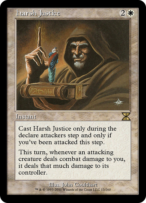 Harsh Justice (ME4)