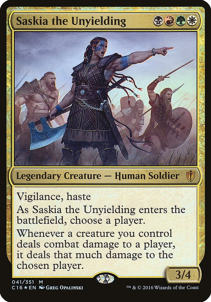 Saskia the Unyielding (OC16)