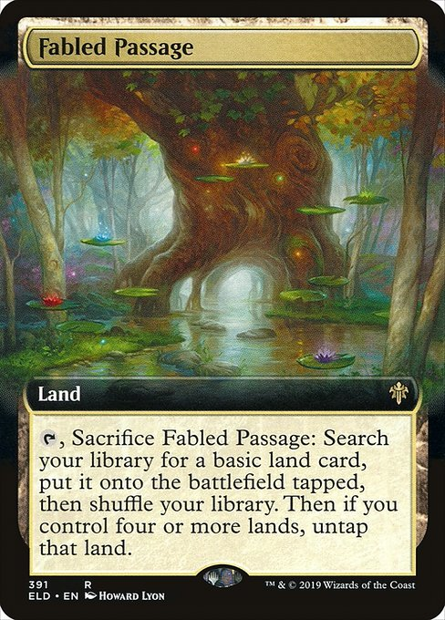 Fabled Passage (ELD)