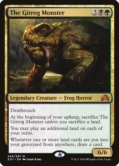 The Gitrog Monster (SOI)
