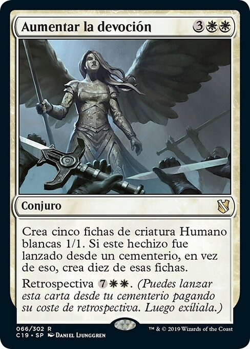 Increasing Devotion (C19)