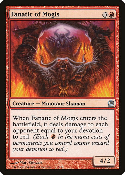 Fanatic of Mogis (THS)
