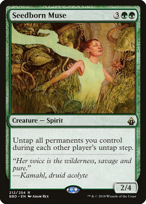 Seedborn Muse (BBD)