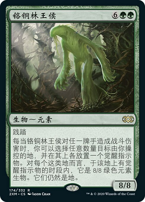Liege of the Tangle (2XM)