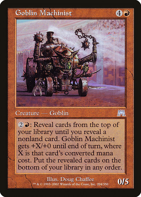 Goblin Machinist (ONS)