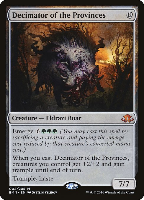 Decimator of the Provinces (EMN)
