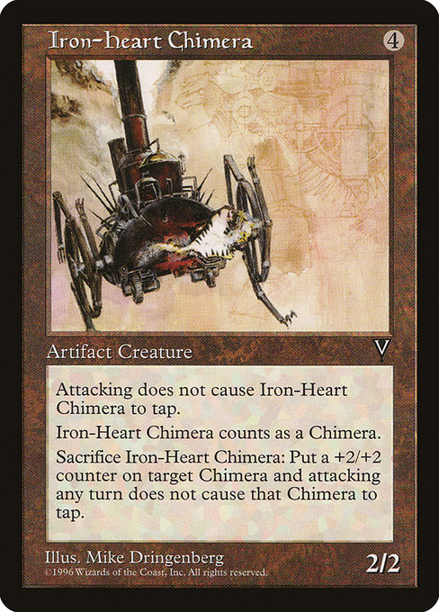 Iron-Heart Chimera (VIS)