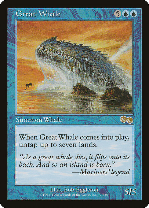 Great Whale (USG)
