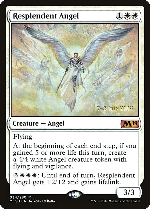 Resplendent Angel (PM19)
