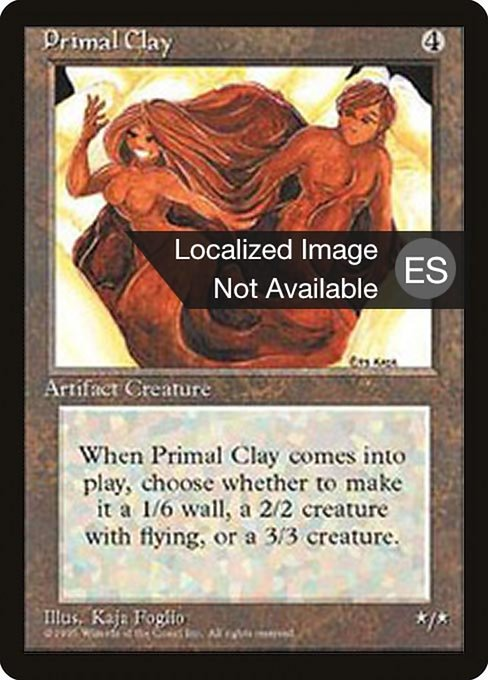 Primal Clay (4BB)