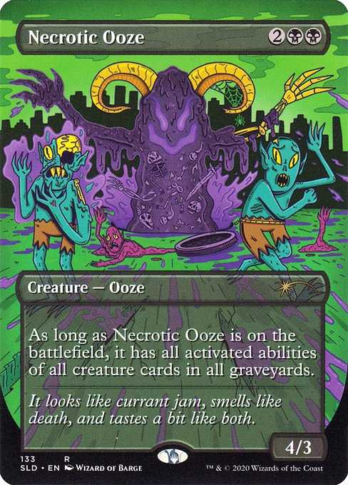 Necrotic Ooze (SLD)